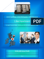 1 Bed Apartment - G13