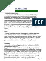 aminoacidi nelle diete