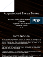 Bios by Augusto Elorza