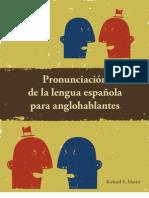 reglas de pronunciación español