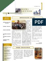 News Letter - Novembro