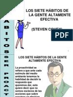 LOS SIETE HÁBITOS DE