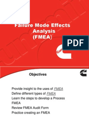 Process FMEA 071806 | Technology