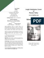 Insight Meditation Center of Pioneer Valley