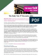 COP17 Daily Tck 11 9/Dec
