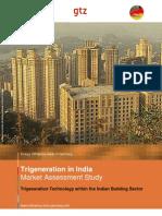 En Study Tri Generation in India