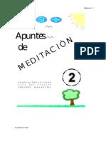 2 Meditación