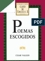 Vallejo, César - Poemas escogidos [ed. Ayacucho, 1991]
