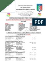 c.u 17 rio Giovanissimi 2011-2012