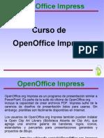 Primera Clase de Open Office Impress