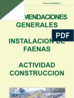 Faenas - DS 594