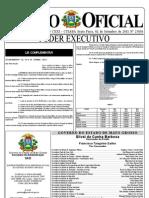 Diario Oficial Salario PM
