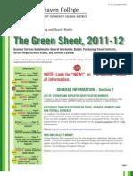 GreenSheet_2011