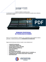 Tecnologia en Sonidoxt