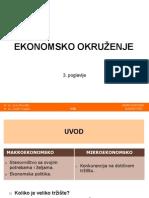 3. Ekonomsko okruženje 11-12