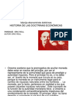 Historia de Las Doctrinas Economic As Eric Roll Lituano Parte 32