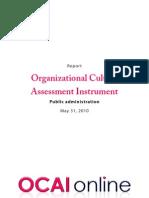 Ocai Pro Example Report