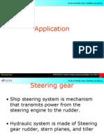 Steering Gear+ Autopilot System