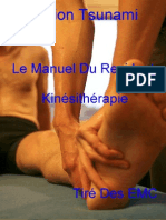 Le Manuel Du Resident - Kinésithérapie