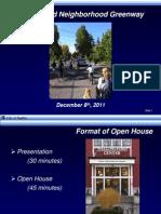 Walling Ford Greenway Presentation