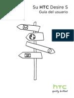 Manual Usuario HTC Desire S