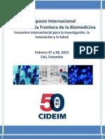 Colombia en La Frontera de La Biomedicina_Programa