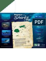 Fiji Shark Poster