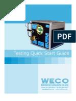 Testing Quick Start Guide (v001)