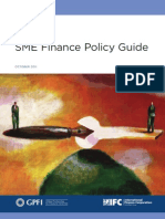 SME Finance Policy Report