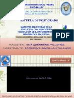 Plan Till As de des Sociales y Comunicativas Profesora Ana Guerrero