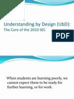 UbD-Based Curr v10