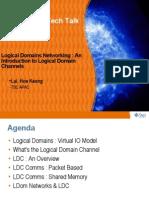 Ldom Network Toi