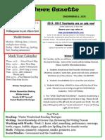 12 8 Newsletter