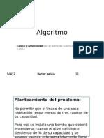 Algoritmo Ciclico_condicional