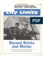 City Limits Magazine, May 1992 Issue