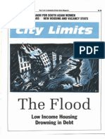 City Limits Magazine, October 1992 Issue
