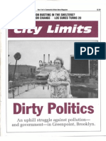 City Limits Magazine, November 1992 Issue