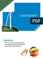 Lean System ERP Eng