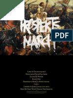 Coldplay - Prospekt's March EP - Digital Booklet