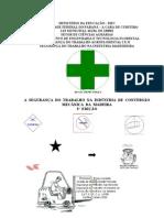 APOSTILA - SEGURANÇA DO TRABALHO NA INDÚSTRIA MADEIREIRA