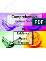 comprehensive discharge planning-ebp powerpoint