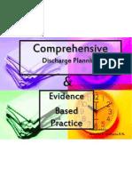 comprehensive discharge planning-ebp powerpoint