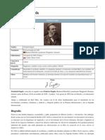Biografia Federico Engels