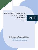 Standard Practice Guidelines Radiographers