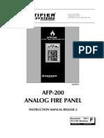 Afp 200 Manual Aus