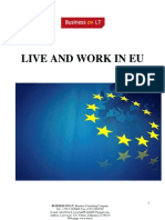 LIVE AND WORK IN EU