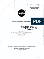 Apollo Spacecraft Pyrotechnics
