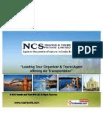 NCS Travels and Tours Pvt Ltd  Kolkata India