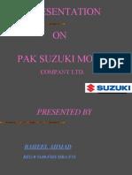 34139539 Copy of Maruti Suzuki Ppt