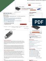 USB Flash Drive 101 - Flash-Media - Storage